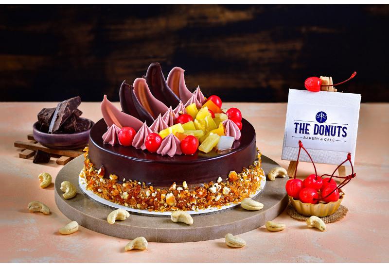 Choco Fruit Nougatine