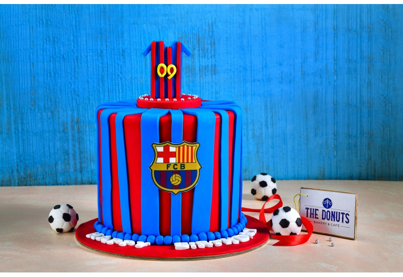 Barcelano cake